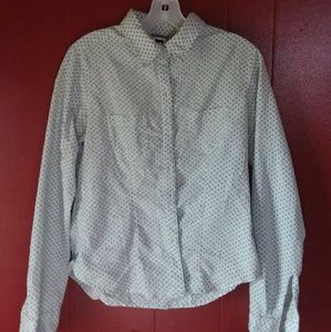 Northface women's button up